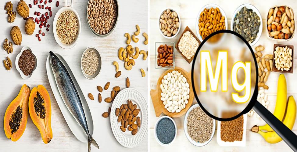 Conheça os Alimentos Ricos em Magnésio