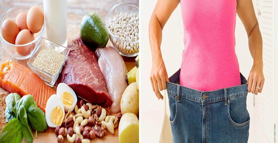 Fases da Dieta da Proteína