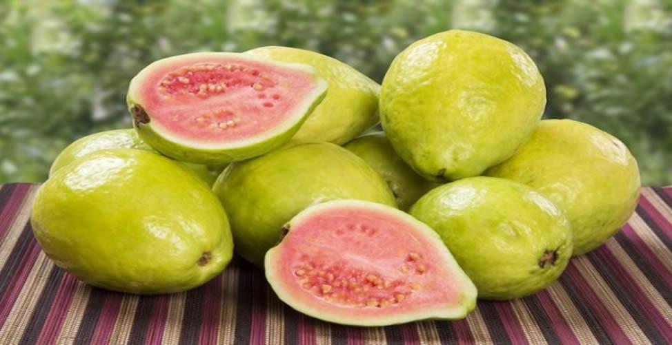 Benefícios de Comer Goiaba