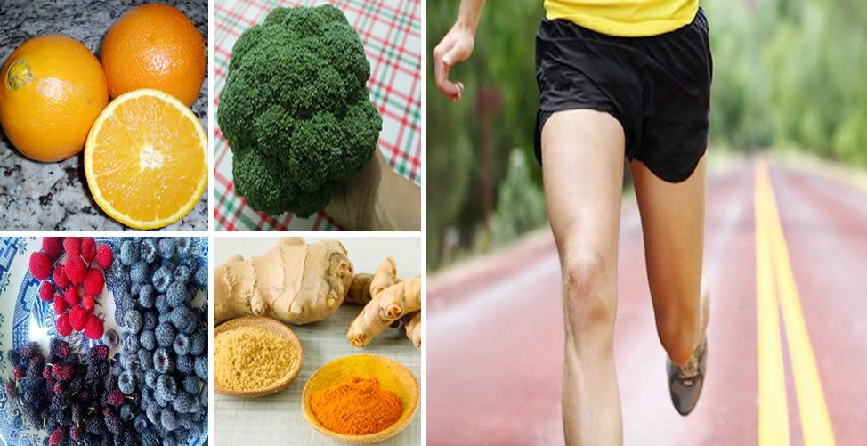 Alimentos Para Manter os Joelhos Saudáveis Depois dos 40