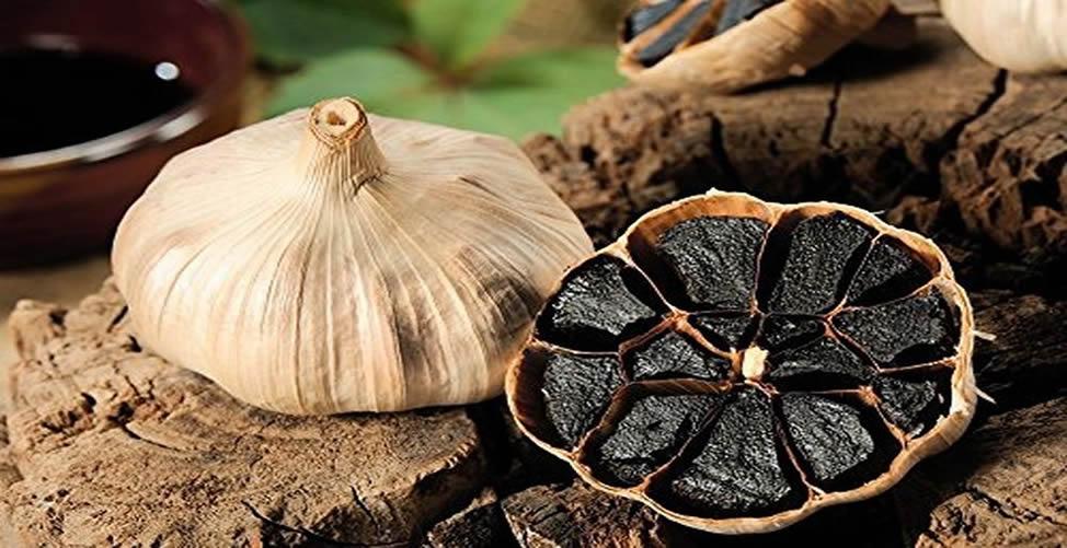Benefícios do Alho Preto