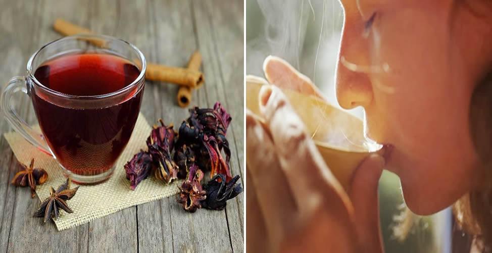 Benefícios do Chá Vermelho - Como Tomar
