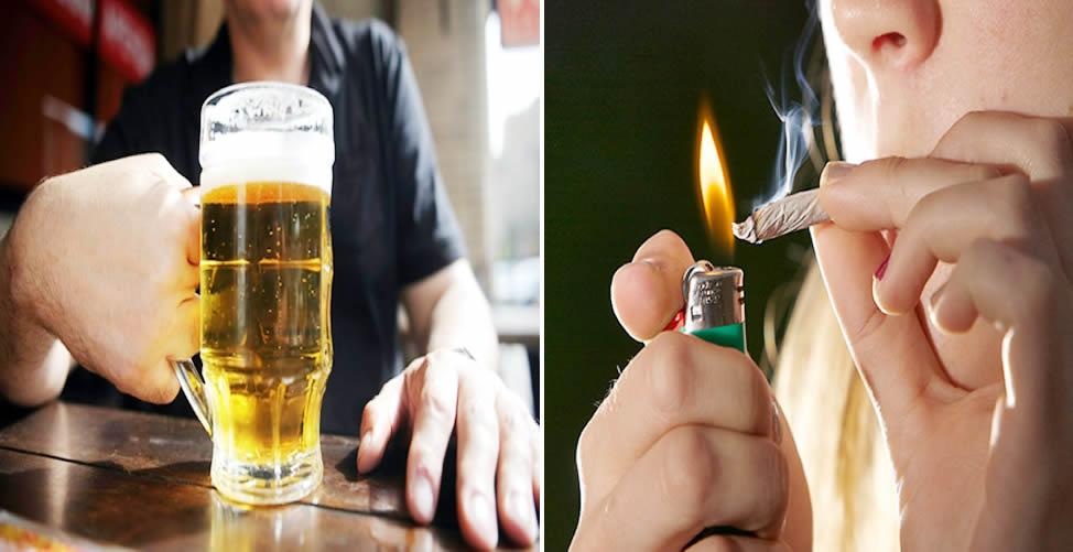 Como Limpar as Artérias -Pare de Beber e de Fumar