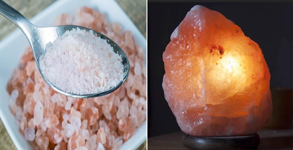 Como Usar Sal Rosa do Himalaia