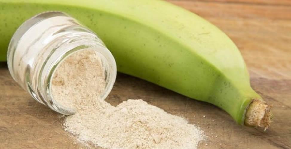 Farinha Sem Glúten - Farinha de Banana Verde