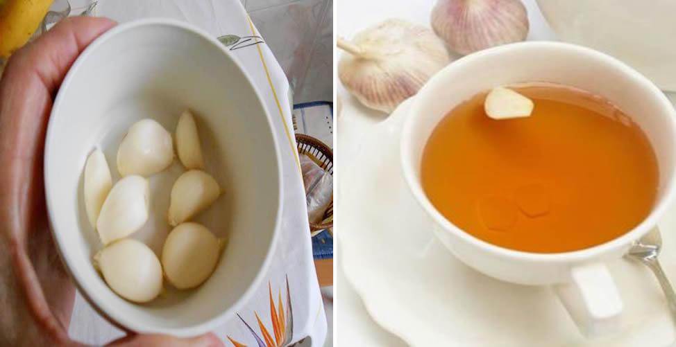 Remédio Caseiro Para Coceira Nas Partes Íntimas-Chá de Alho