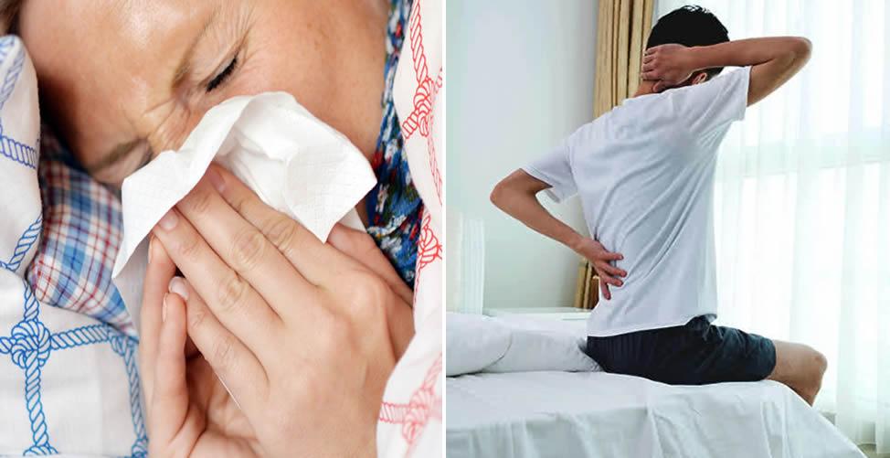 Remédio Caseiro Para Dor no Corpo - Causas