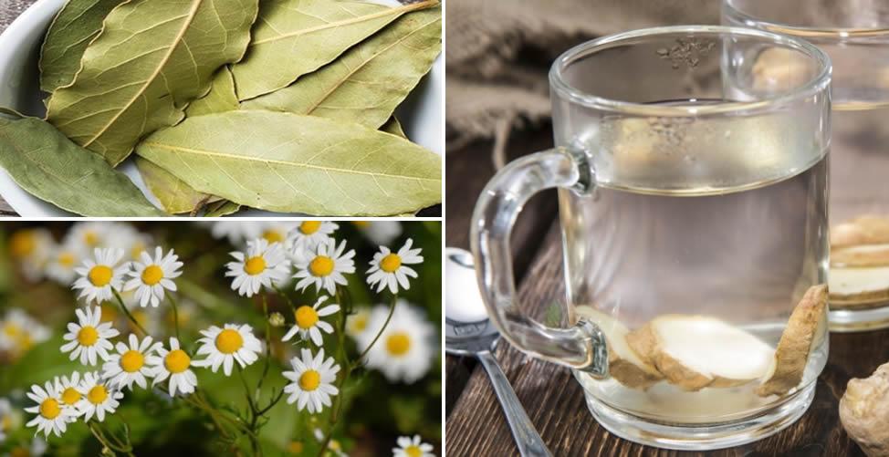 Remédio Caseiro Para Dor no Corpo - Chá para Dor e febre
