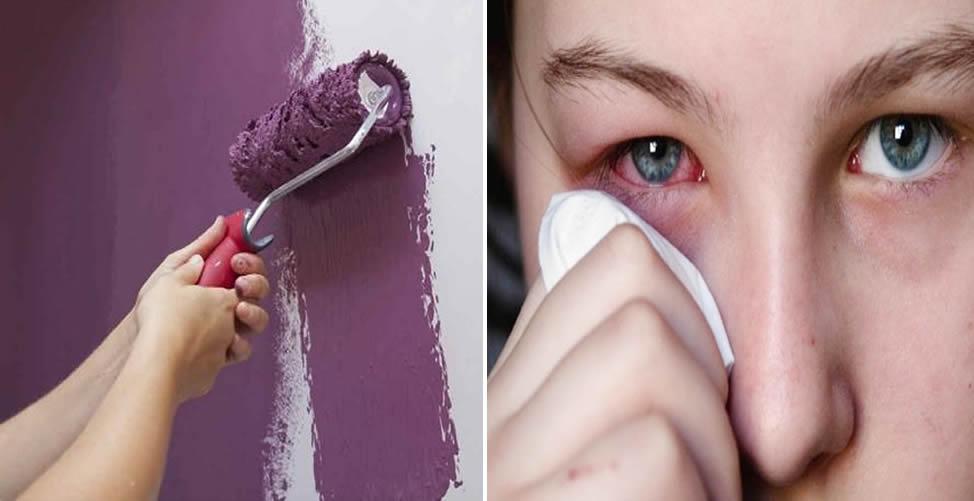Truque para Eliminar cheiro de Tinta