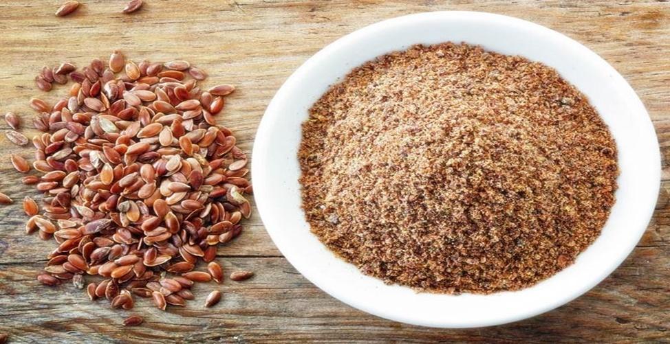 receitas com farinha de linhaça para emagrecer