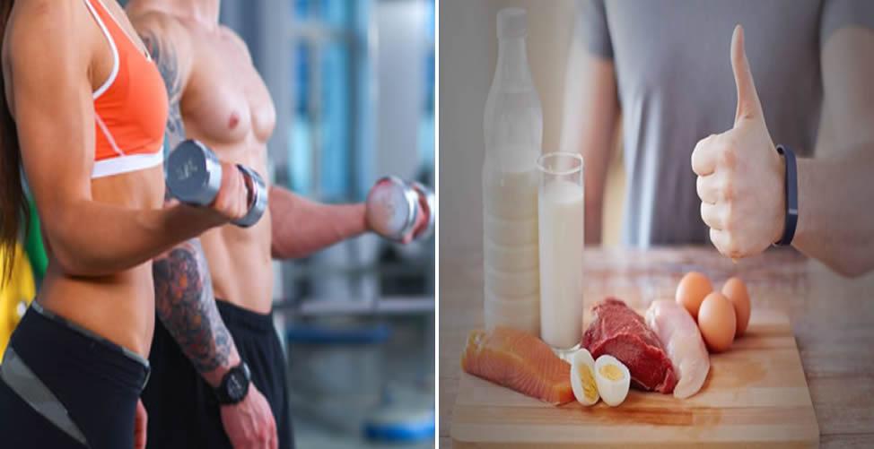 Alimentos Para Ganhar Massa Muscular - Pós Treino