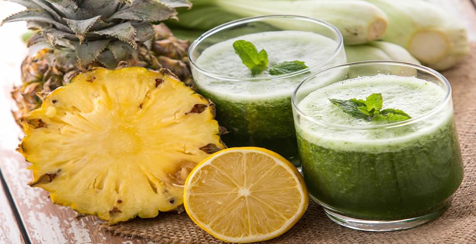 Aprenda UmaReceita Natural a Base de Frutas Para Desinchar