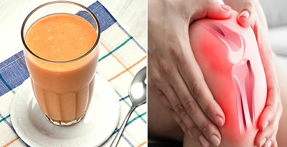 Bebida Para Tratar Inflamação Nas Articulações