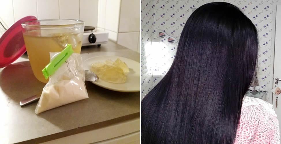 Benefícios da Gelatina Para os cabelos