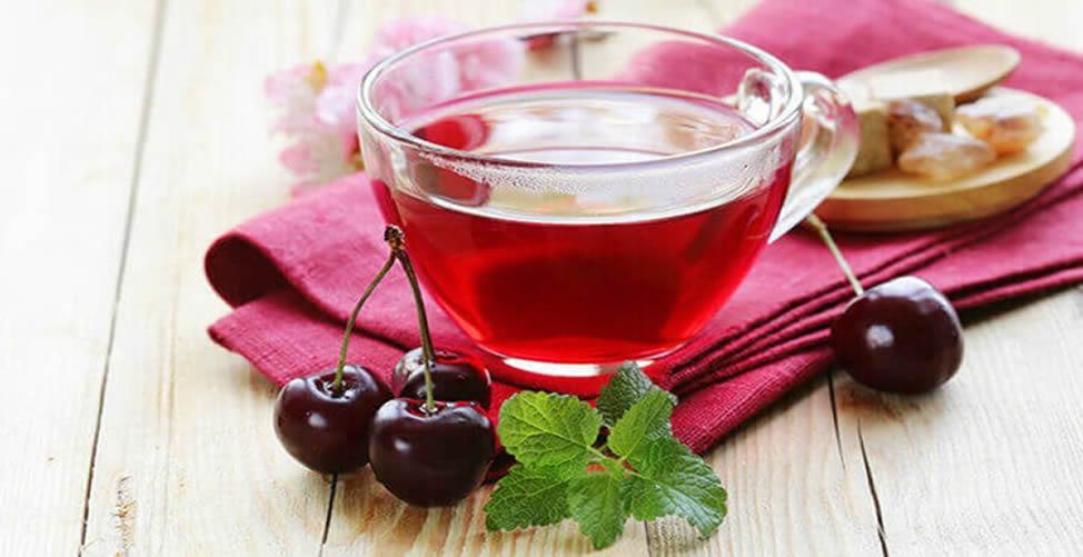 Benefícios do Chá de Cereja