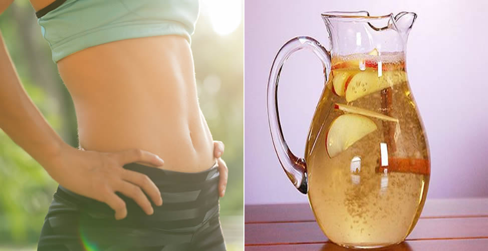 Como Emagrecer com Água de Maçã, Canela e Limão