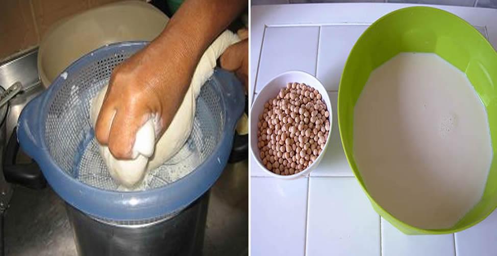 Como fazer Leite de Soja