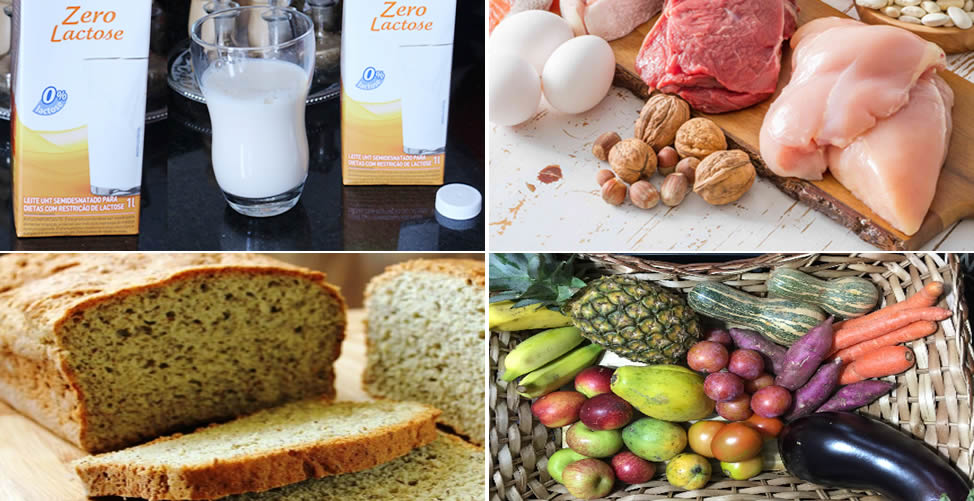 Dieta Para Intolerância à Lactose