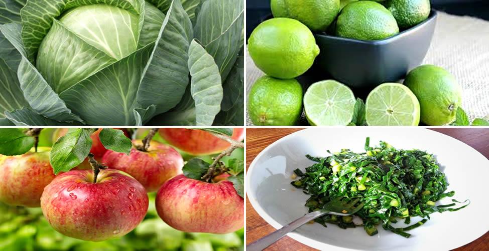 Remédio Caseiro Para Parar de Beber - Alimentos
