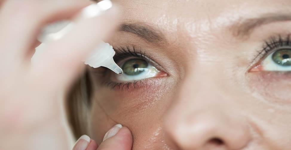 Higiene dos Olhos