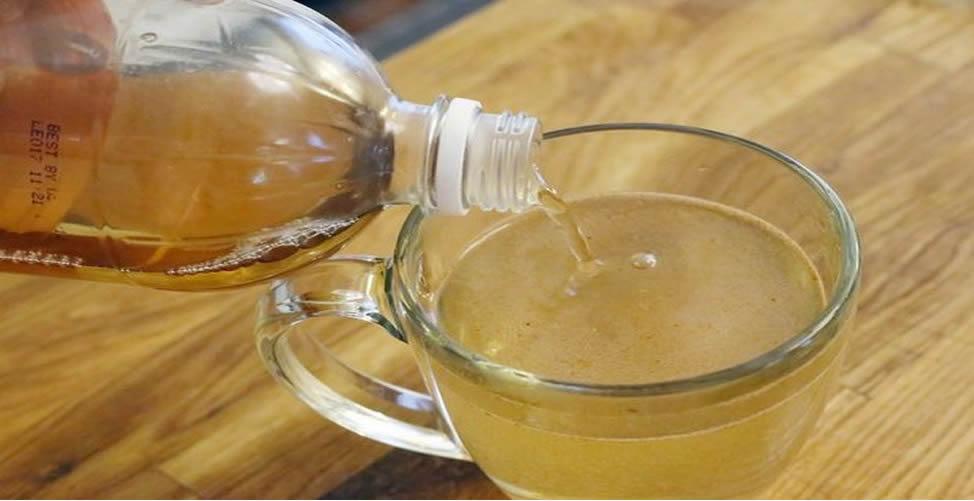 Remédio Caseiro Para Infecção Por Fungo - Vinagre de maçã e Água Morna