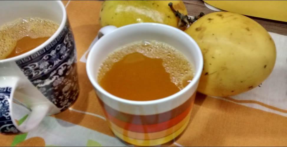 Remédio Casiro Para Dor de cabeça na gravidez - Chá de Maracujá