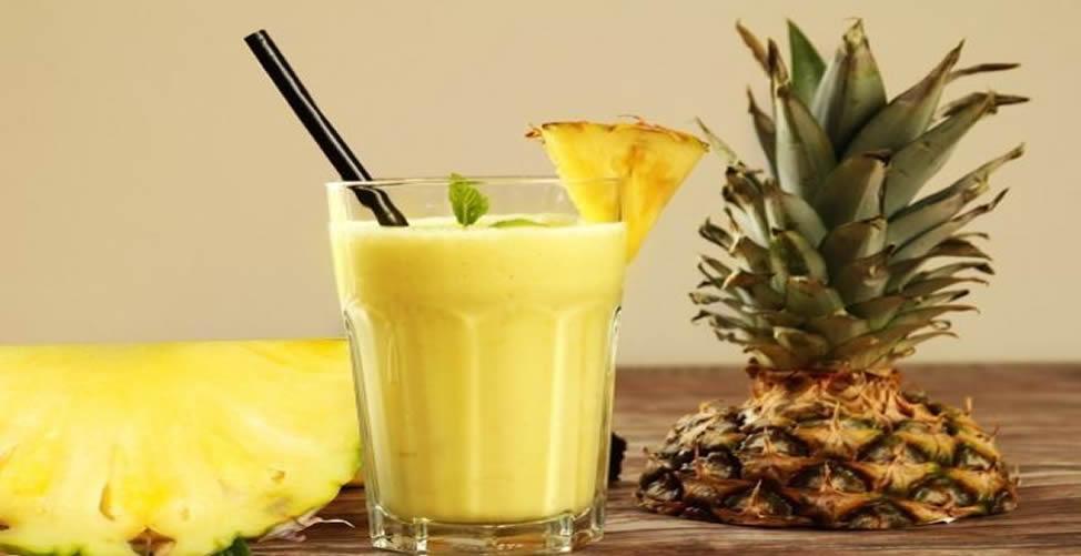 Vitamina natural para refrescar sem sair da dieta