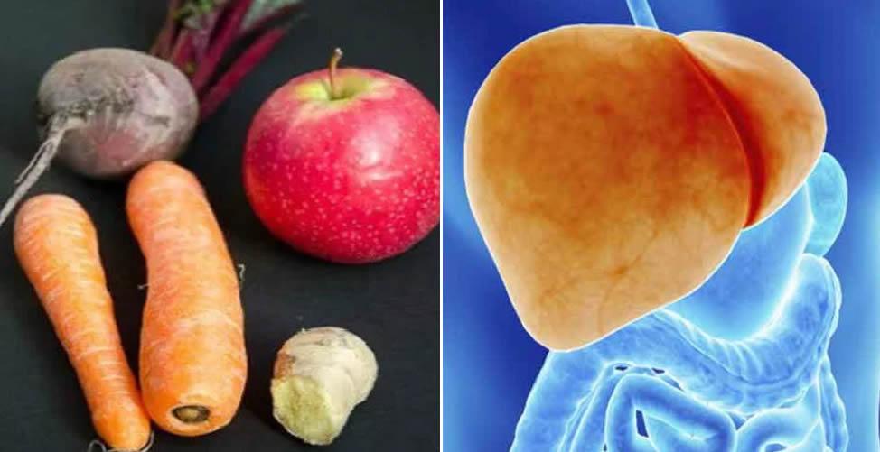 dieta para limpaeza do fígado