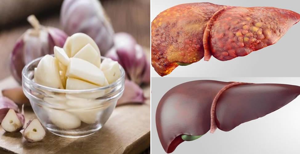 dieta para limpar o fígado