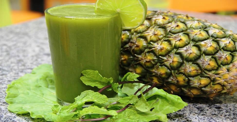 suco detox para prevenir inflamações