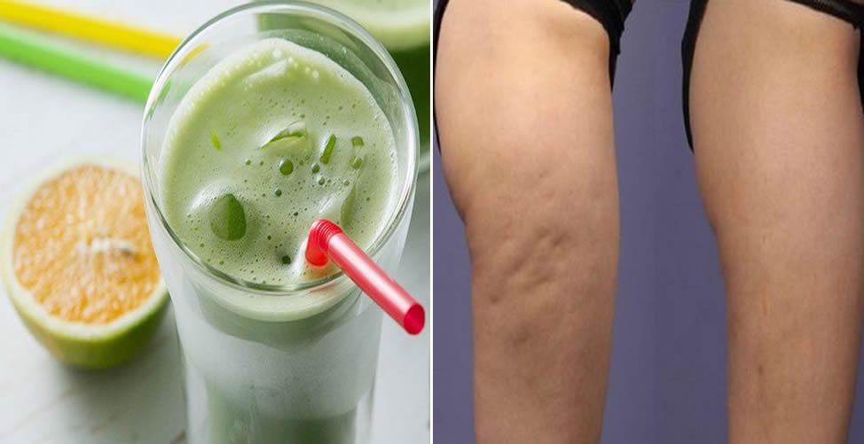 Suco Detox Para Eliminar as Celulites