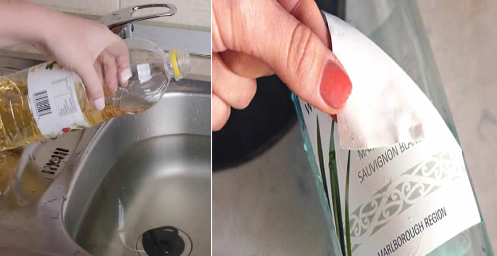 Como Remover Cola de Superfícies